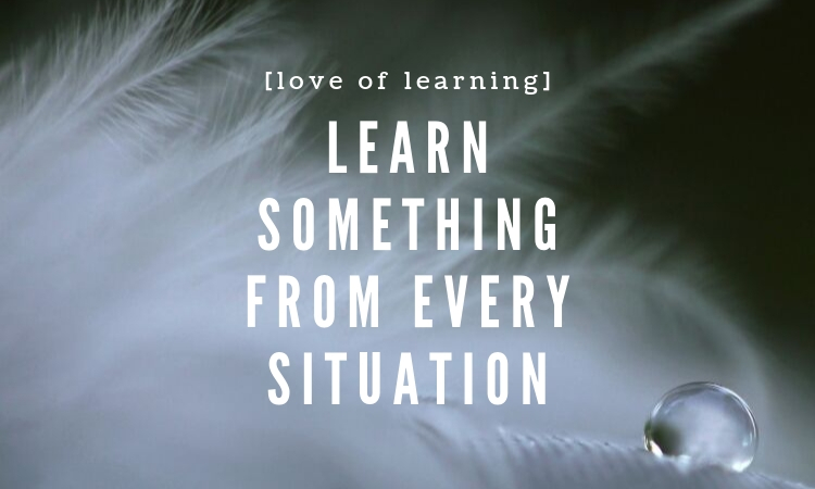Love of learning VIA