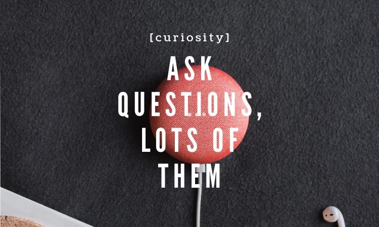 Curiosity VIA