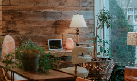 Aspects of remote work – space