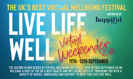 The Cheltenham Wellbeing Festival 2020 goes virtual – interview