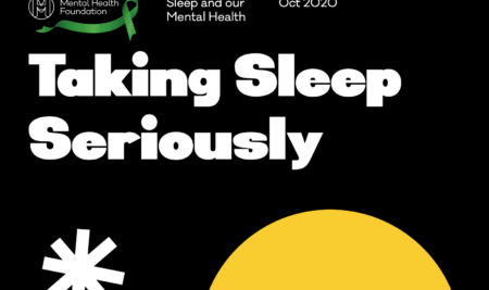 New report on the importance of sleep!